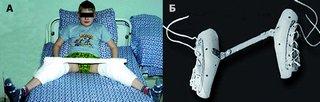 ортопедические приспособления, используемые для лечения детей с болезнью Пертеса